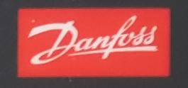 Firma Danfoss - Logo